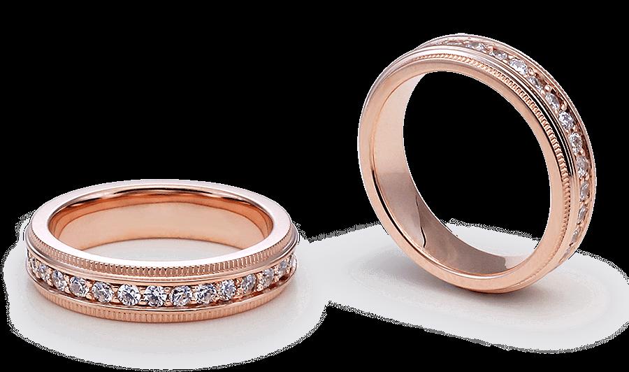 매일 편하게 낄 수있는 다이아몬드 이터너티 명품커플링