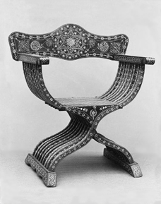 르네상스시대 의자