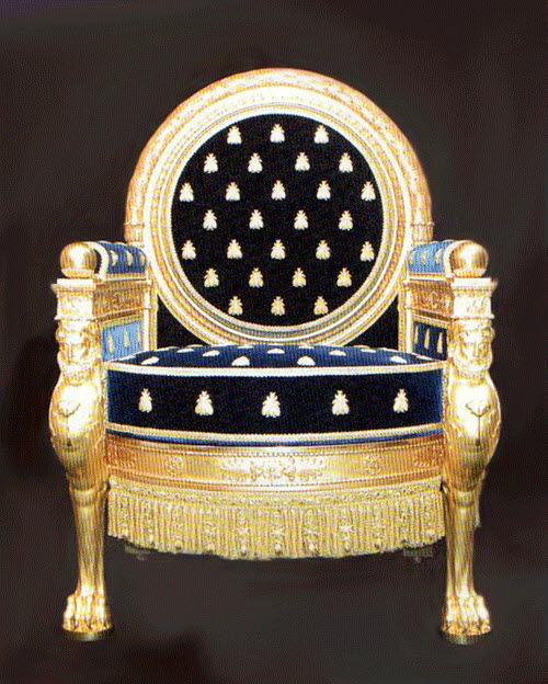 나폴레옹의 의자