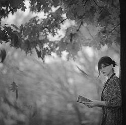 숲은 독서에 좋다